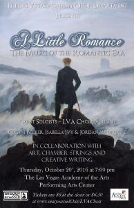 LVA A Little Romance Poster